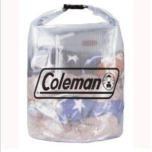 NIB Coleman dry gear bag
